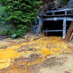 acid mine runoff
