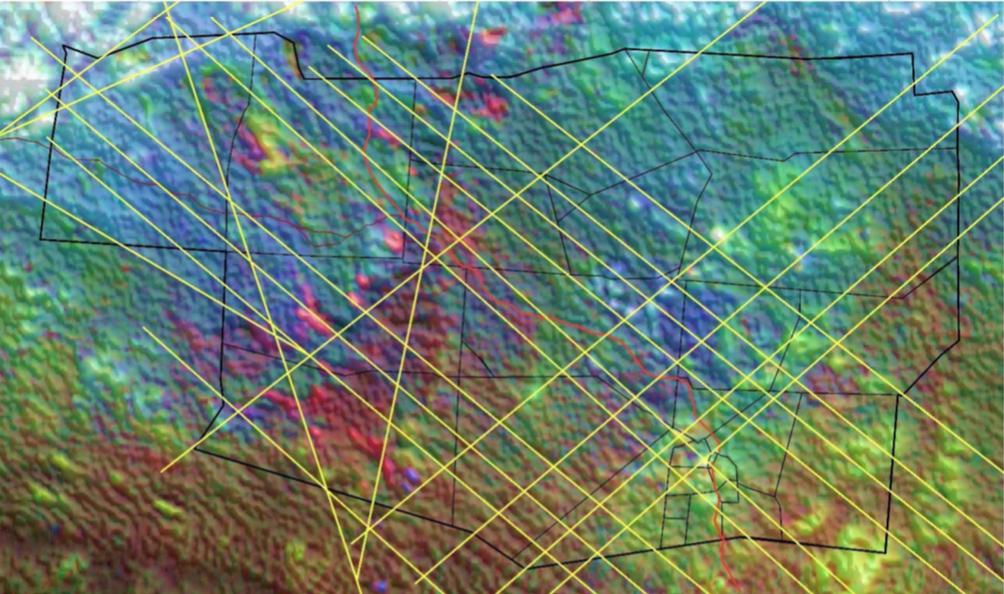 Satellite map 3