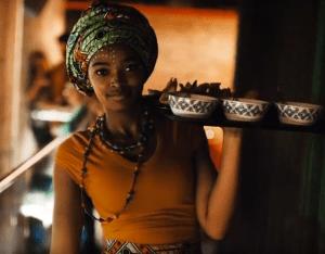 african-waitress