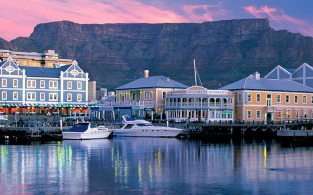 Victoria & Alfred Waterfront Cape Town not ours